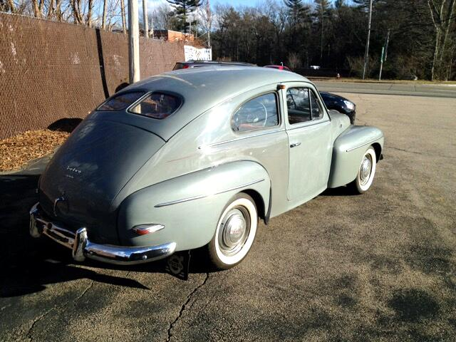 Used 1953 Volvo PV444 for Sale in Foxboro MA 02035 Dalzell Brothers