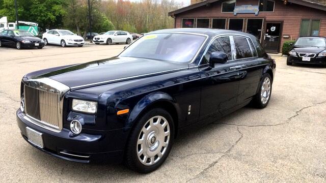 2010 Rolls-Royce Phantom Sedan