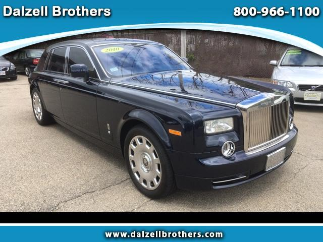 2010 Rolls-Royce Phantom Sedan