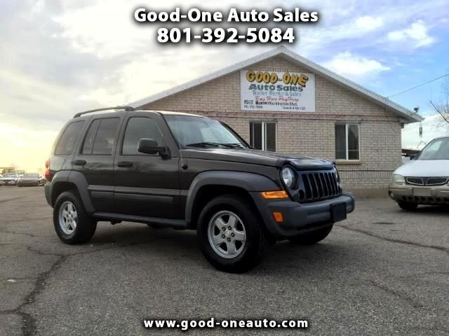 2005 Jeep Liberty 3.7L 4WD