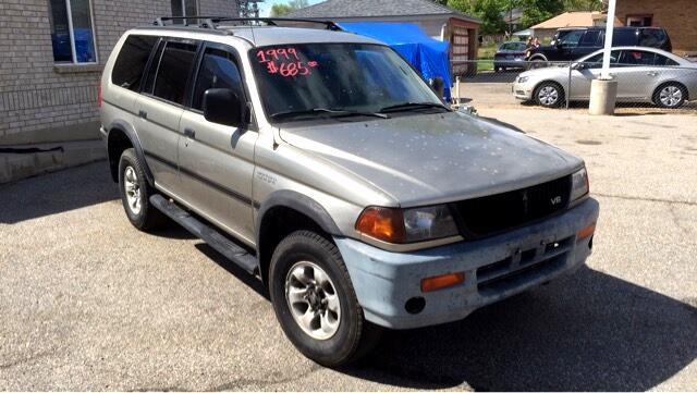 1999 Mitsubishi Montero Sport LS 2WD