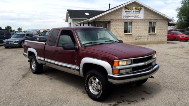 1997 Chevrolet K1500 Base