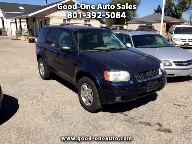 2003 Ford Escape Limited 4WD
