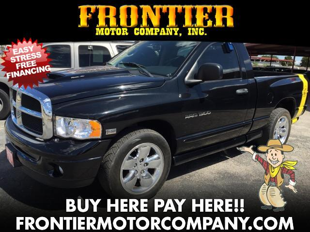 2004 Dodge Ram 1500 RUMBLE BEE Short Bed 2WD