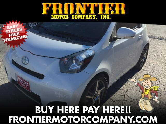 2012 Scion iQ 3-Door Hatchback AT