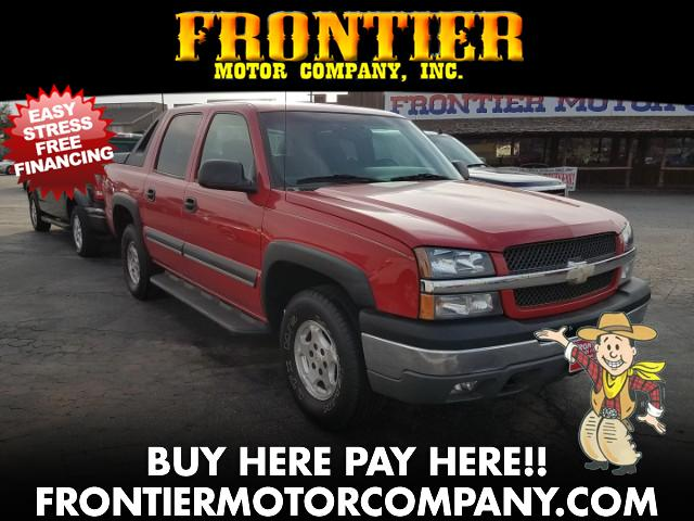 2003 Chevrolet Avalanche 1500 2WD