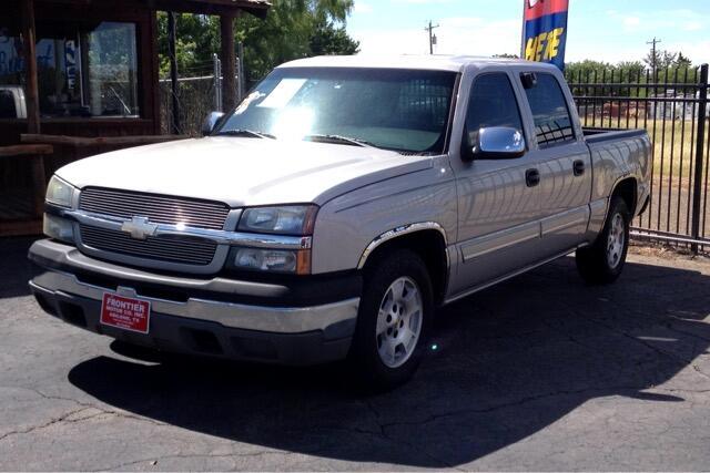 2005 Chevrolet SILVERADO
