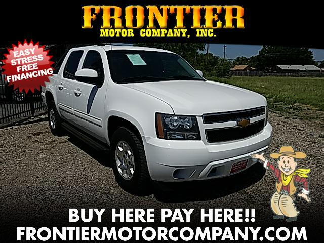 2012 Chevrolet Avalanche LS 2WD