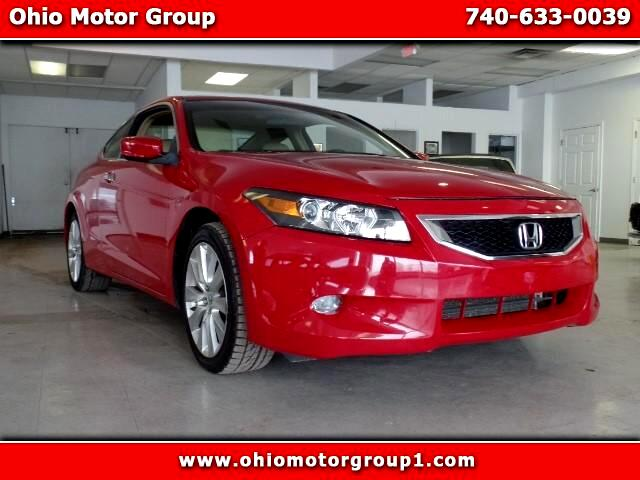 2008 Honda Accord EX-L V-6 Coupe AT with Navigation