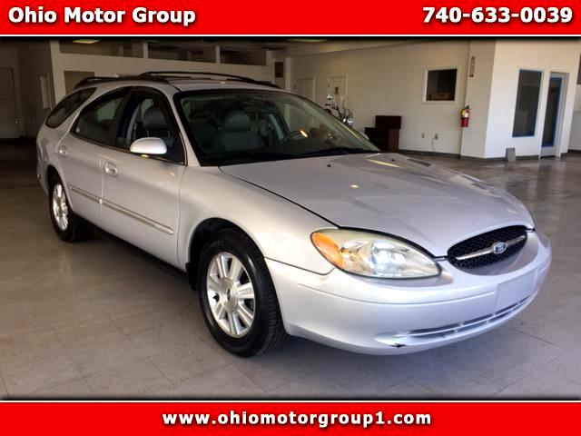 2003 Ford Taurus Wagon SEL Deluxe