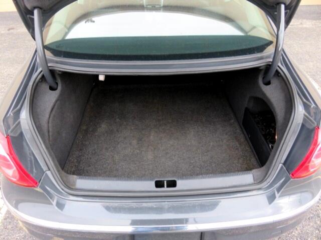 2012 Volkswagen CC Lux