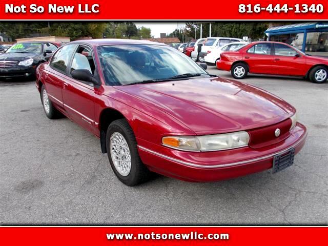 1996 Chrysler LHS Sedan