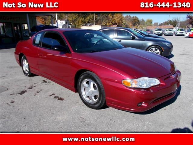 2005 Chevrolet Monte Carlo LT