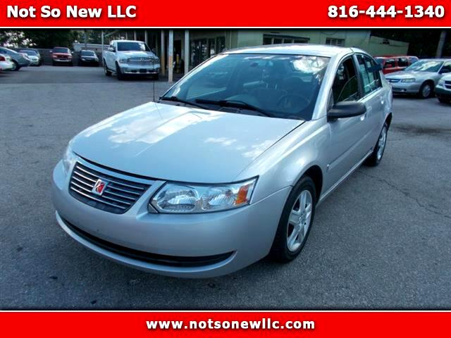 2007 Saturn ION 2 Sedan Automatic