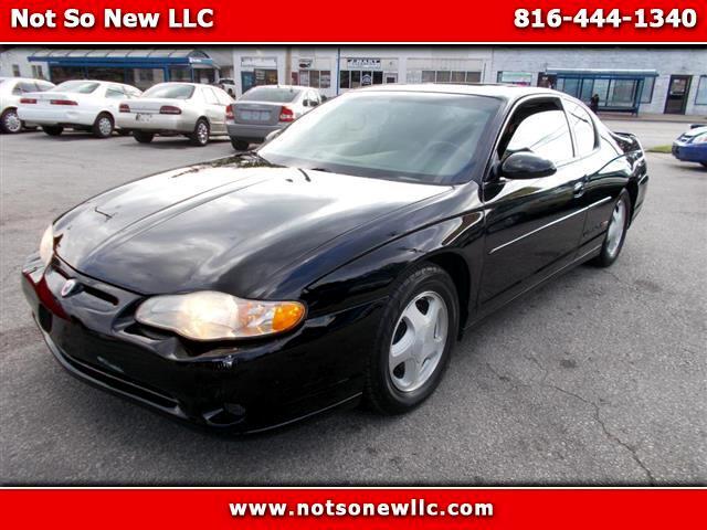 2004 Chevrolet Monte Carlo SS