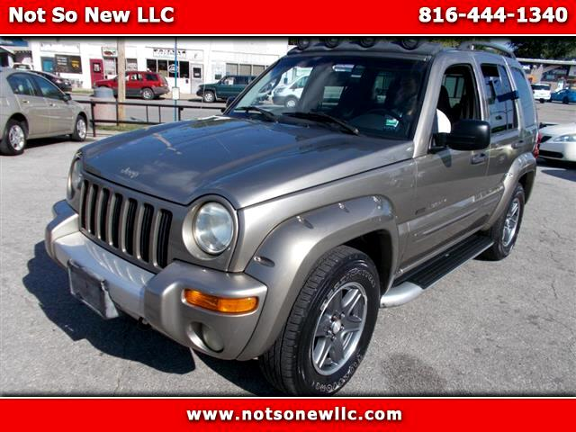 2002 Jeep Liberty Renegade 4WD