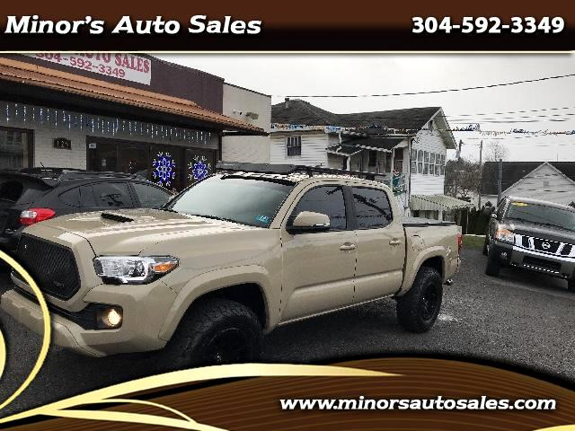 2016 Toyota Tacoma SR5 Double Cab Short Bed 4WD V-6