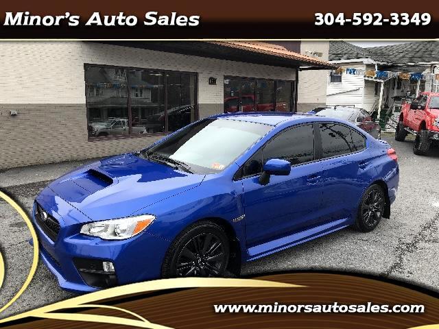 2016 Subaru WRX 4-Door