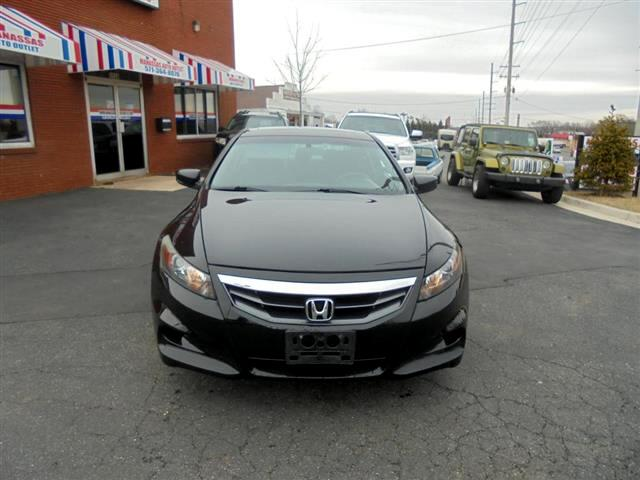 2011 Honda Accord EX coupe AT
