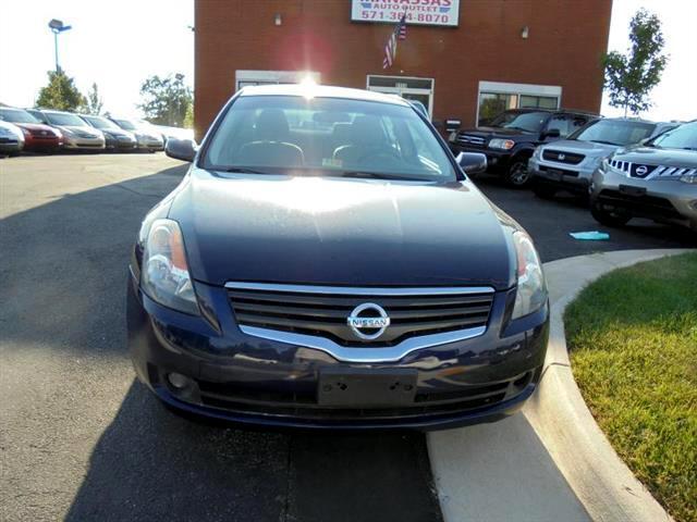 2009 Nissan Altima Hybrid HEV