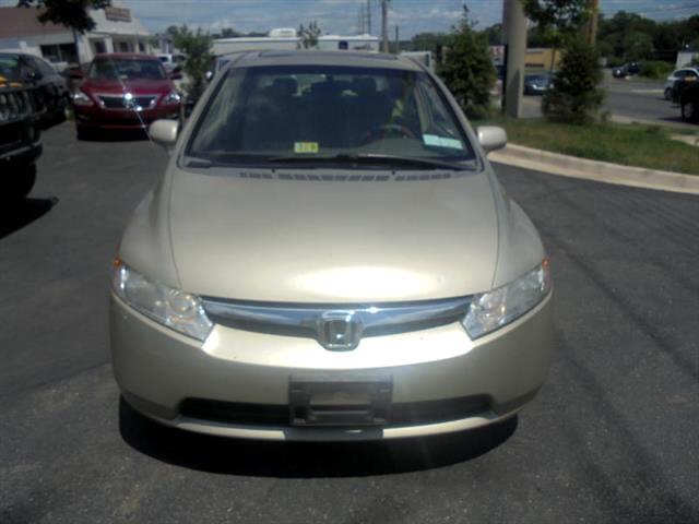 2007 Honda Civic EX sedan AT