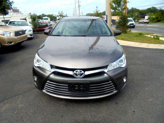 2016 Toyota Camry 4dr Sdn I4 Auto LE (Natl) *Ltd Avail*