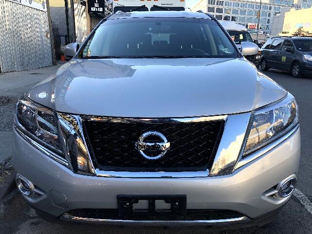 2015 Nissan Pathfinder 4x4 SV