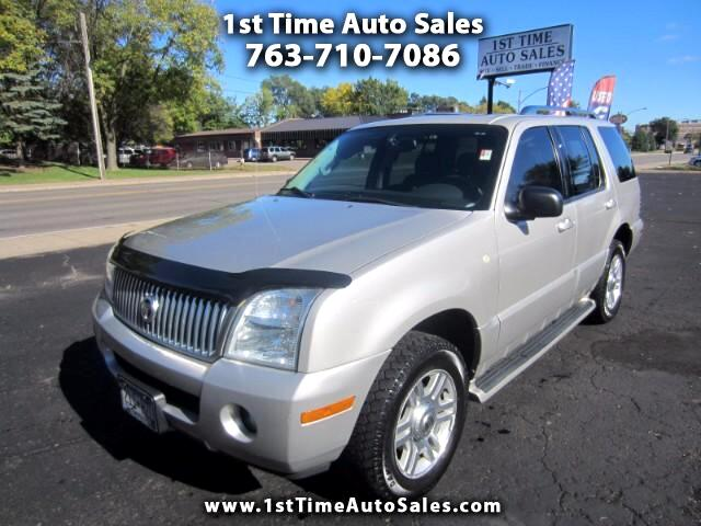 2004 Mercury Mountaineer Premier 4.6L AWD