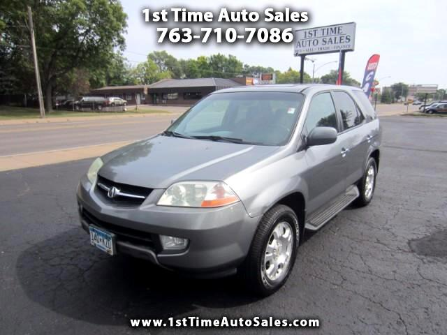 2001 Acura MDX 4dr SUV AT Touring