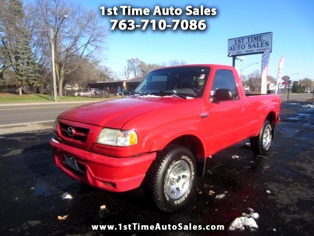2002 Mazda Truck B3000 Dual Sport 2WD