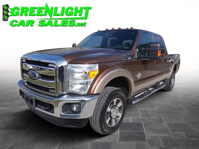 2011 Ford F-350 SD Lariat SuperCab Short Bed 4WD