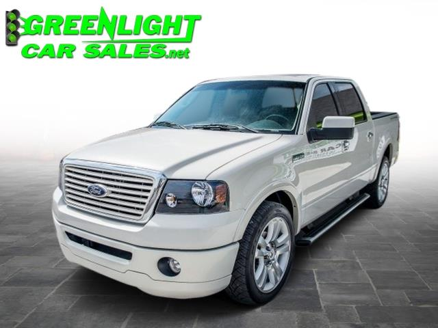 2008 Ford F-150 2WD 139WB