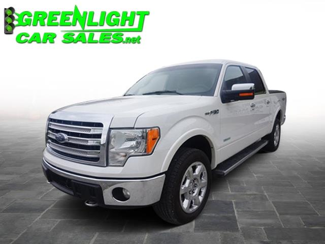 2014 Ford F-150 Lariat 4WD 145WB