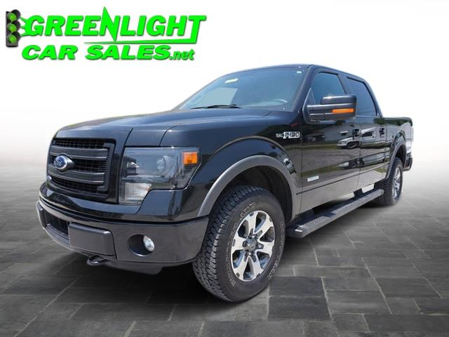 2014 Ford F-150 FX4 4WD 145WB
