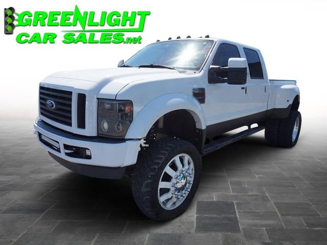 2009 Ford F-350 SD King Ranch 4WD DRW 172WB