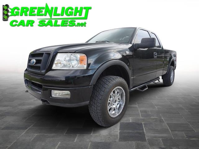 2004 Ford F-150 Supercab 133 FX4 4WD