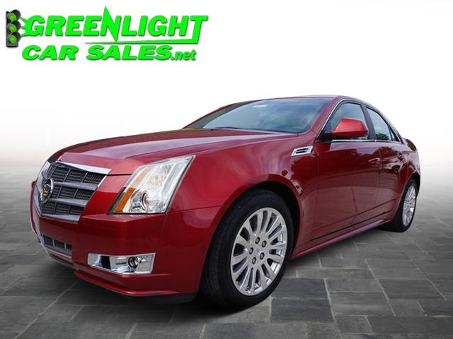 2010 Cadillac CTS Performance