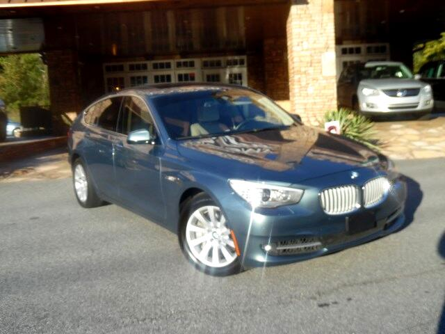 2011 BMW 5-Series Gran Turismo 550i