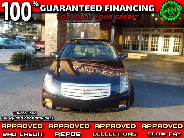 Cadillac CTS 2.8L
