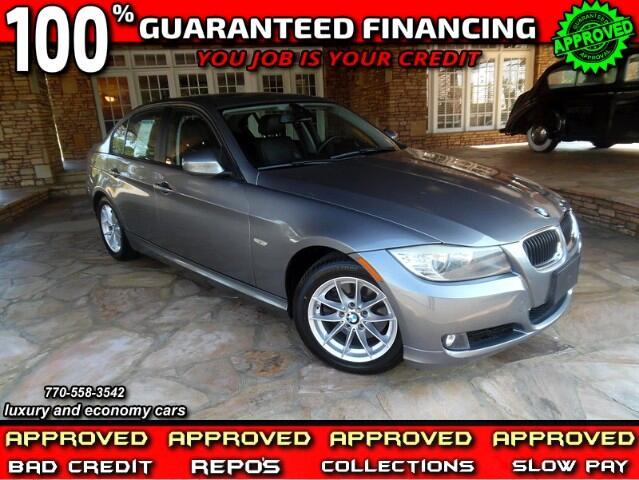 2010 BMW 3-Series 328i SA SULEV