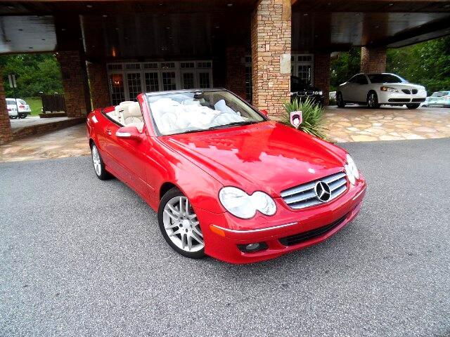 Mercedes-Benz CLK-Class CLK350 Cabriolet
