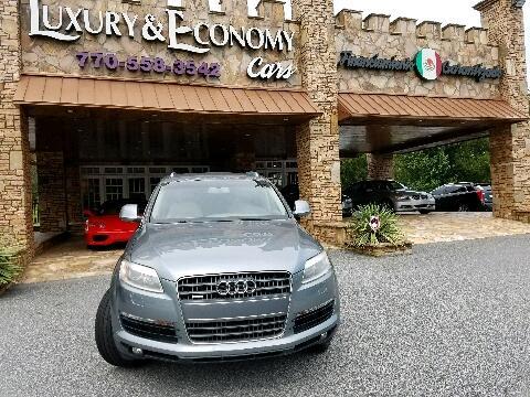 Audi Q7 3.6 quattro Premium