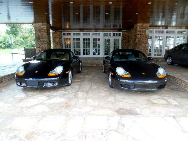 Porsche Boxster Base