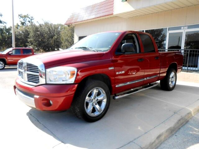 2008 Dodge Ram 1500 SLT Quad Cab Short Bed 2WD