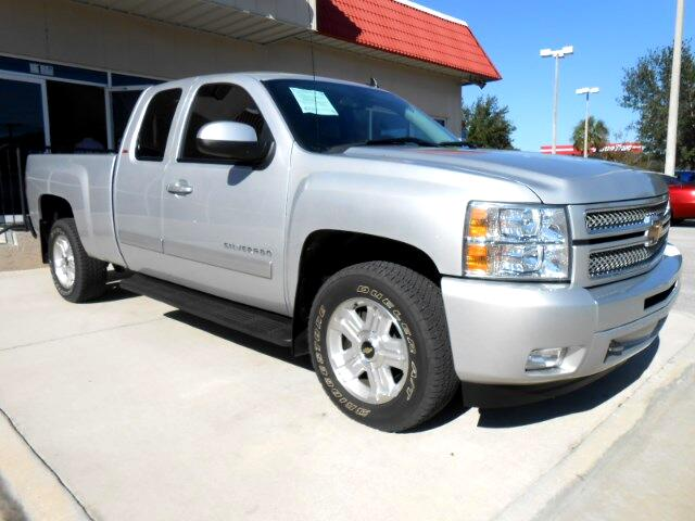 2013 Chevrolet Silverado 1500 LT Ext. Cab Short Bed 2WD