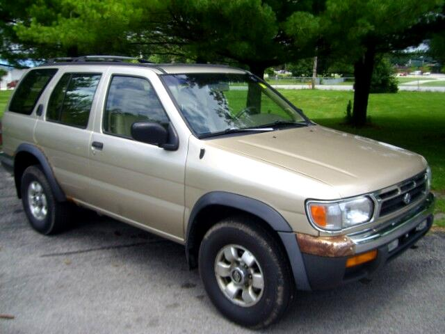 used 1998 nissan pathfinder for sale in west lafayette in. Black Bedroom Furniture Sets. Home Design Ideas