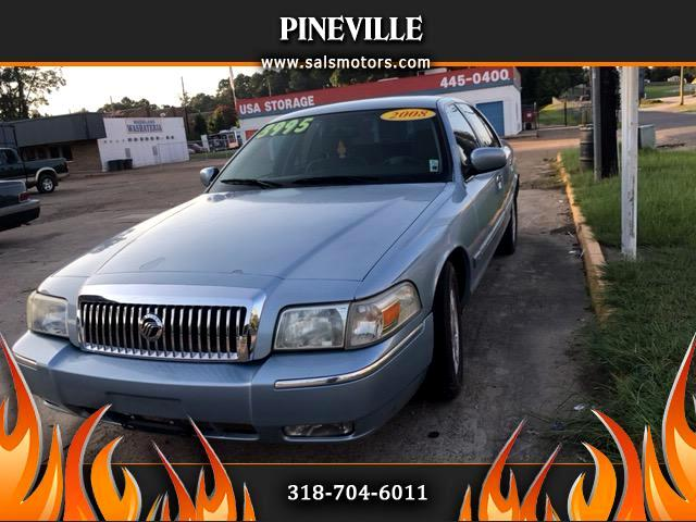 2008 Mercury Grand Marquis 4-Door