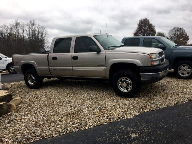 2004 Chevrolet Silverado 2500HD Crew Cab Long Bed 4WD