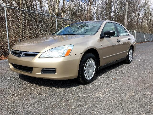 2006 Honda Accord EX Sedan AT with Side Curtain Airbags