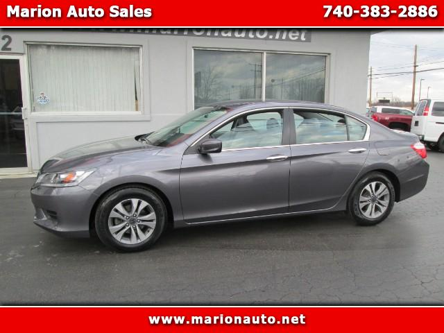 2014 Honda Accord LX sedan AT